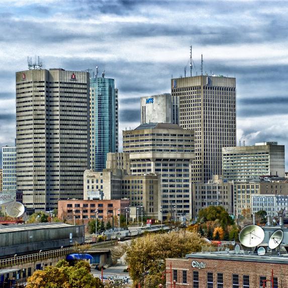 the city of Winnipeg