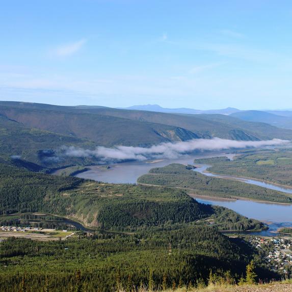 Yukon, near Dawson City