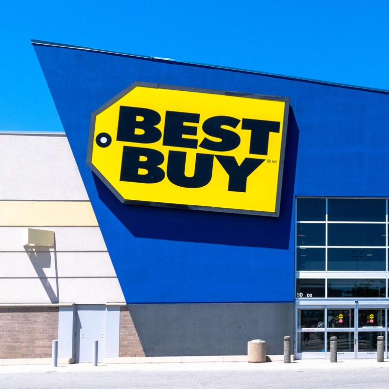 Best Buy store in Toronto