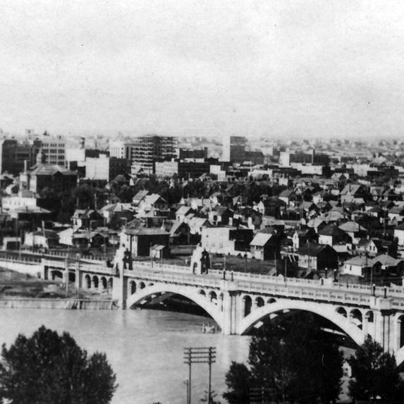 Calgary in the 1920s