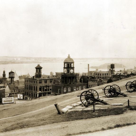 Halifax in 1920