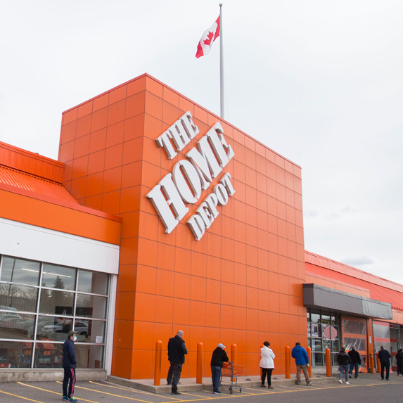 Home Depot price match policy