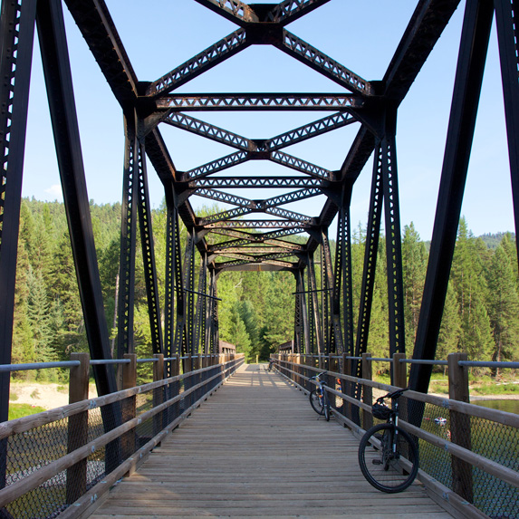 Kettle Valley Rail Trail, British Columbia