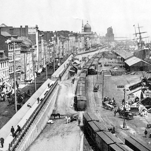 Montreal in 1890