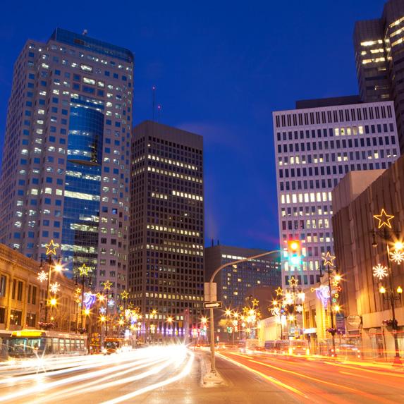 Modern Winnipeg