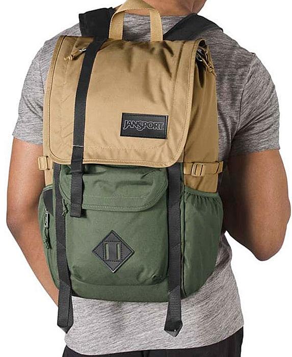 Jansport Hatchet Colourblock Backpack