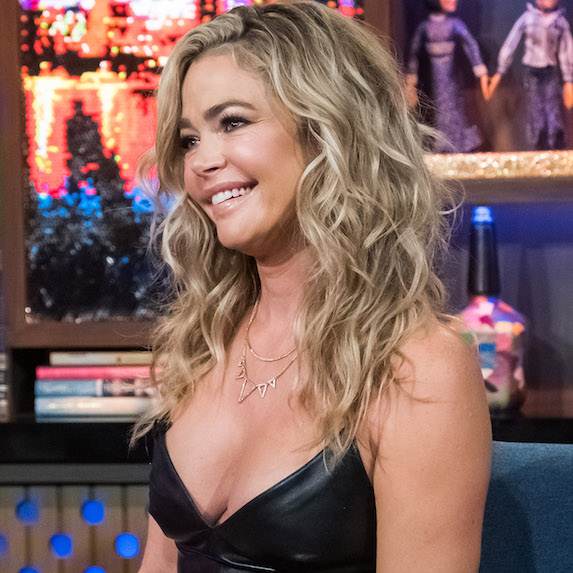 Denise Richards and her happy endings