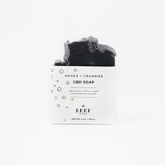 Leef Organics Nooks + Crannies Soap