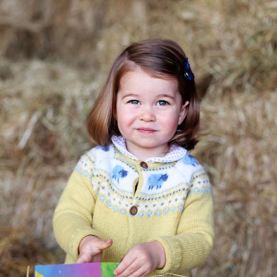 Princess Charlotte portrait