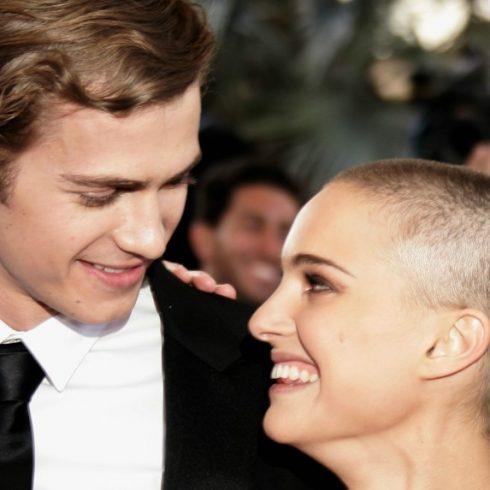 Star Wars: Episode III stars Hayden Christensen and Natalie Portman