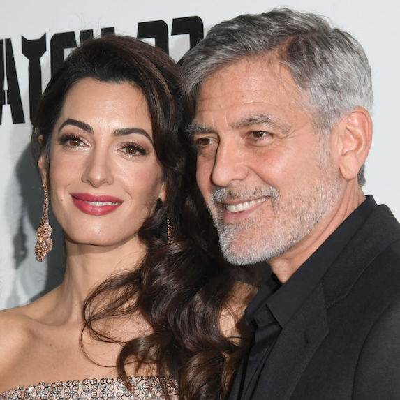 George and Amal Clooney combined net worth: $510 million
