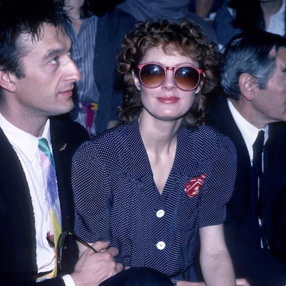 1980s: Oversized Sunglasses