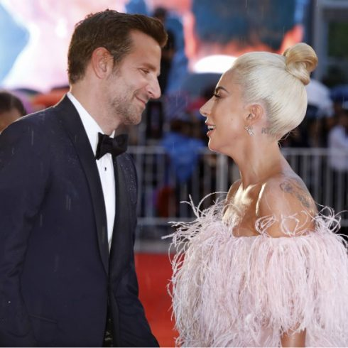 Bradley Cooper and Lady Gaga from A Star is Born