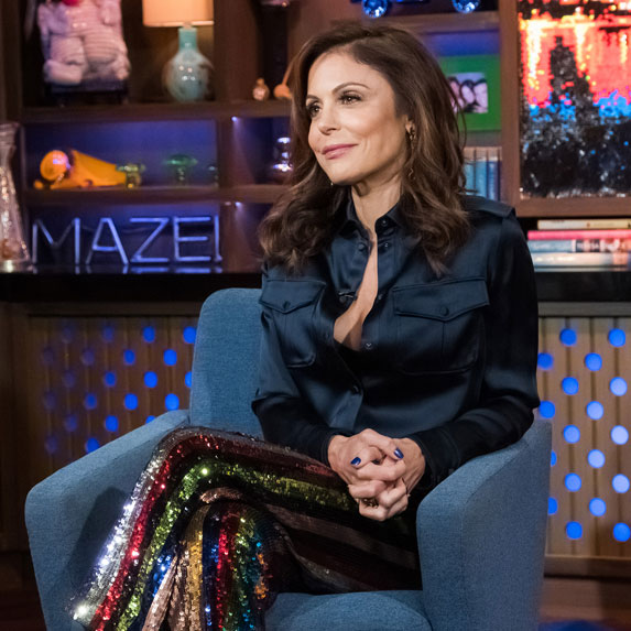 RHONY: Bethenny Frankel quit Real Housewives of New York
