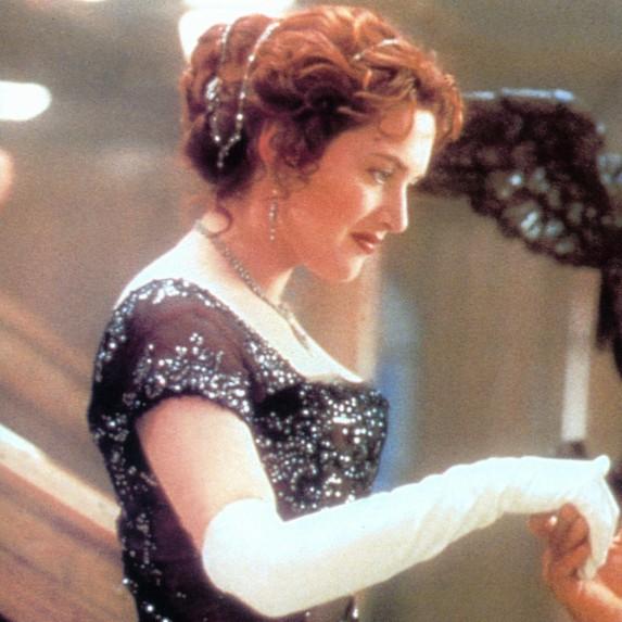 Rose DeWitt Bukater, Titanic