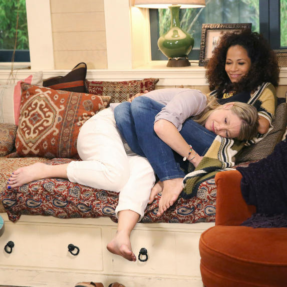 Stef and Lena Adams-Foster, The Fosters