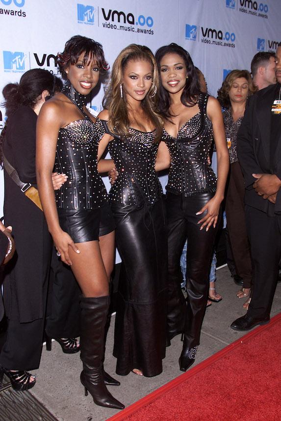 Destiny's Child at the 2000 VMA's
