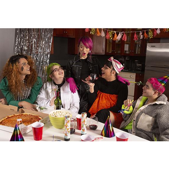 Zodiac Party: Dress your guess, modified