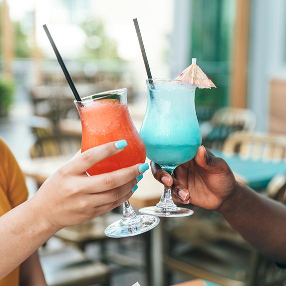 Gendered cocktails
