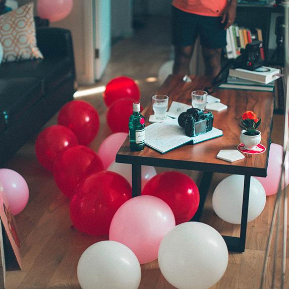 "Zodiac Party: Video wish ""chest"""