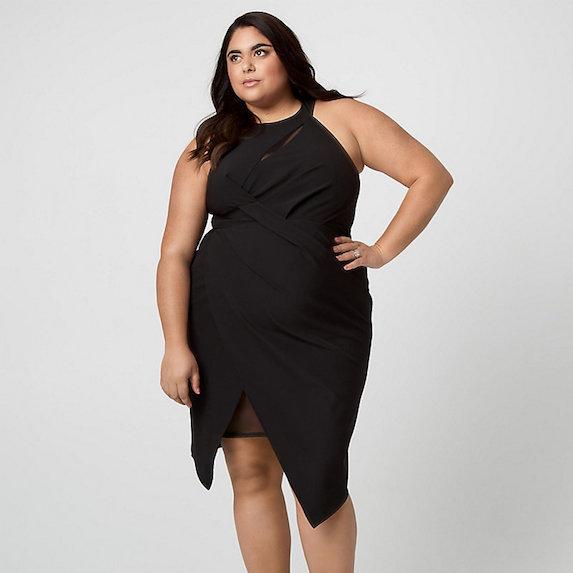 Roxy Earle modelling