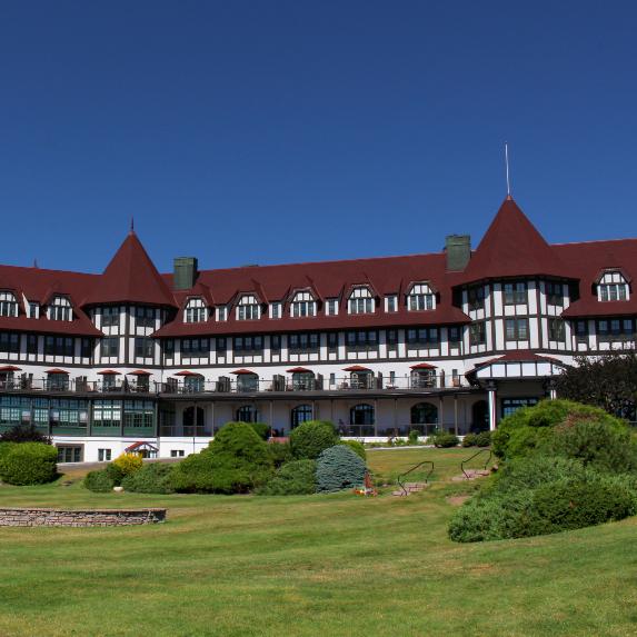 The Algonquin Resort (St. Andrews, New Brunswick)