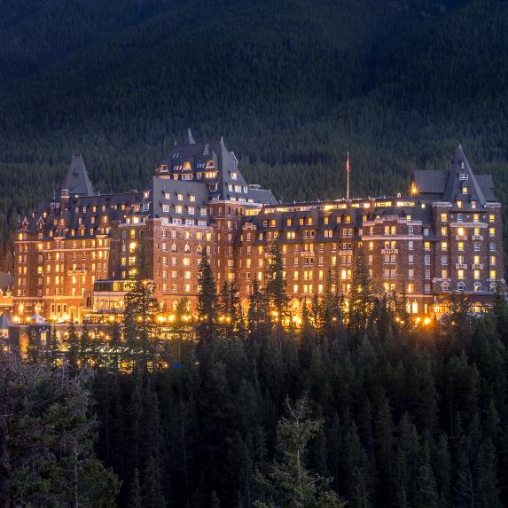 Fairmont Banff Springs Hotel (Banff, Alberta)