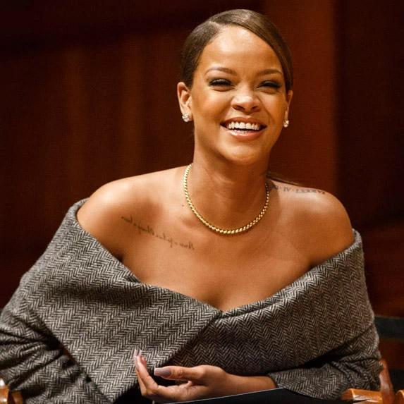 Rihanna is pro cannabis