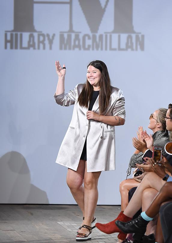 Hilary MacMillan: Fashion in every size