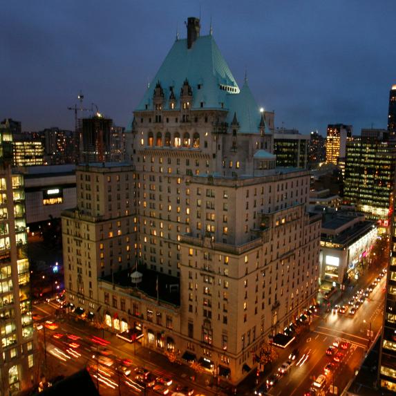 Fairmont Hotel Vancouver (Vancouver, British Columbia)