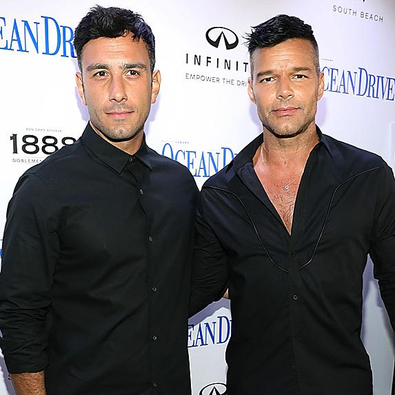 Ricky Martin expecting fourth child