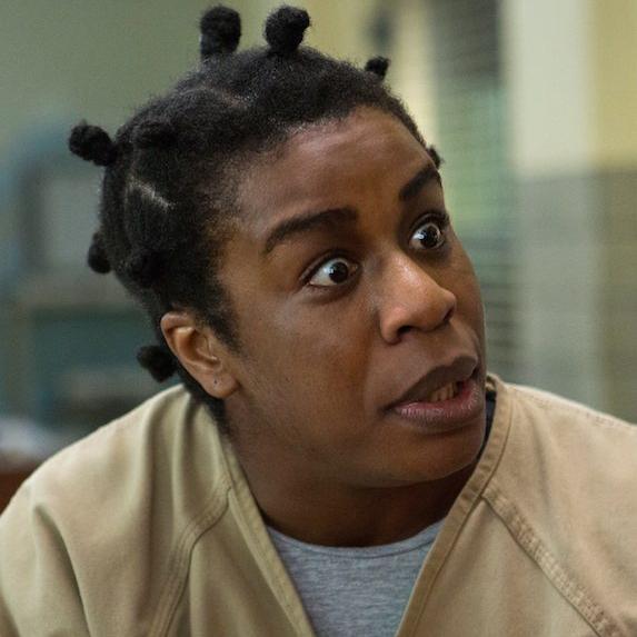 """Suzanne """"Crazy Eyes"""" Warren, Orange Is the New Black"""
