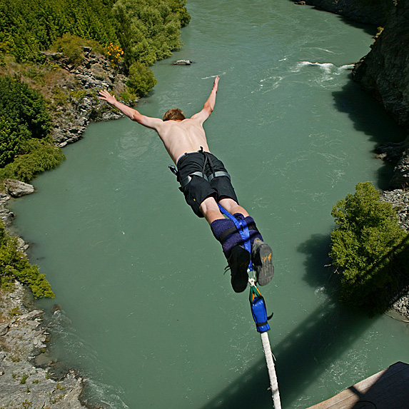 Diving in New Zealand