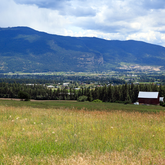 Armstrong, British Columbia