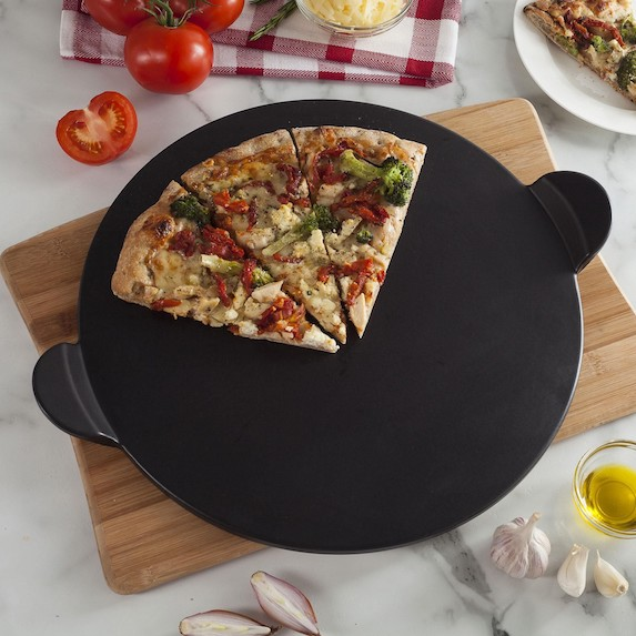 A Pizza Stone