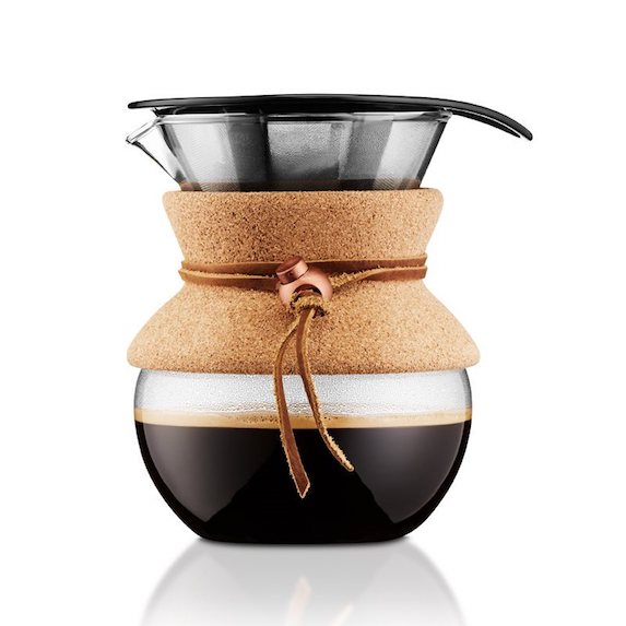 A Pour-Over Coffee Maker