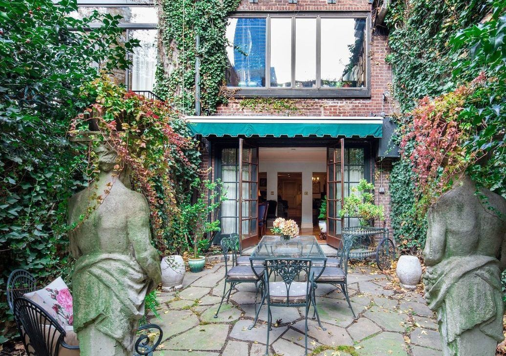 Sonja Morgan's townhouse home