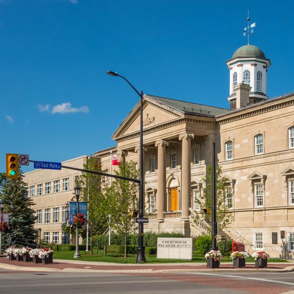Welland, Ontario