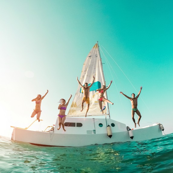 How do you choose the right yacht for your group?