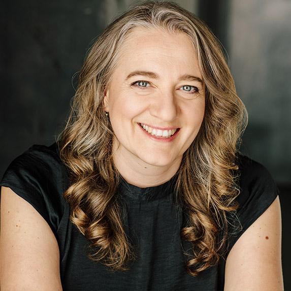 Karen Giesbrecht, dietitian and author