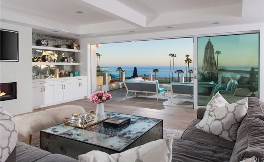 Kelly Dodd's home: gorgeous views