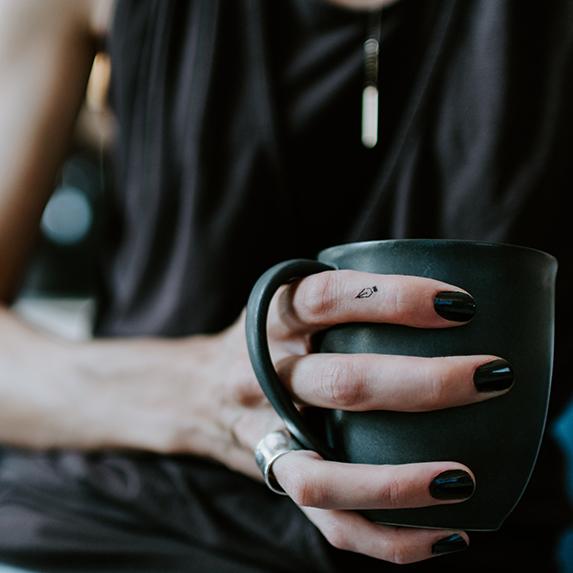 Minimal tattoo ideas: Ultra minis