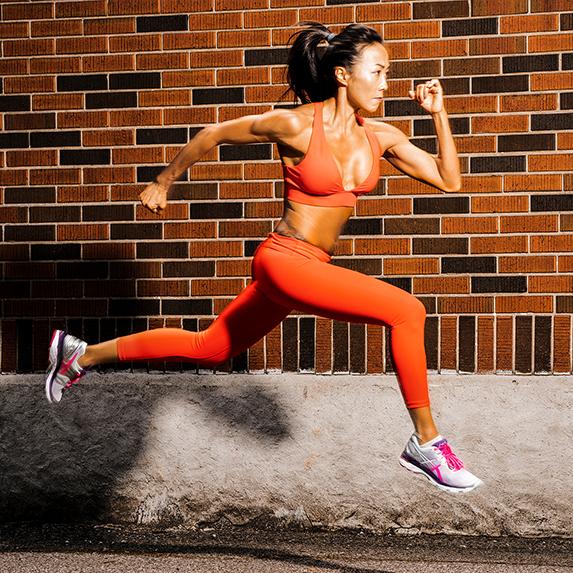 Virginia Lee, fitness instructor