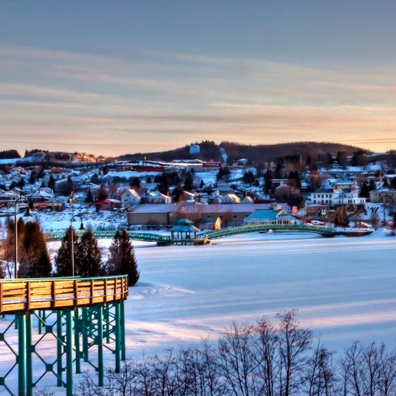 Edmundston, New Brunswick