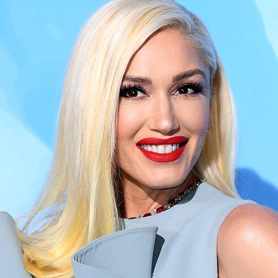 Gwen Stefani hair care hack