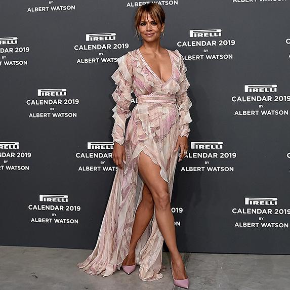 Halle Berry's anti-cellulite exfoliant