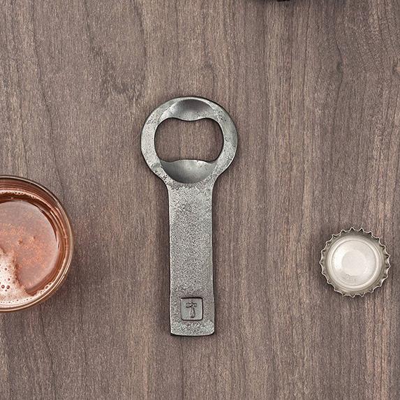 Handmade bottle opener