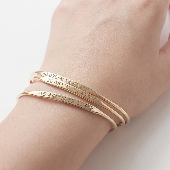 Gifts for Difficult People: Coordinate Bracelets
