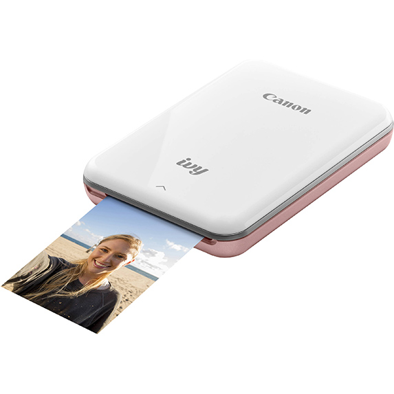 Mini photo printer