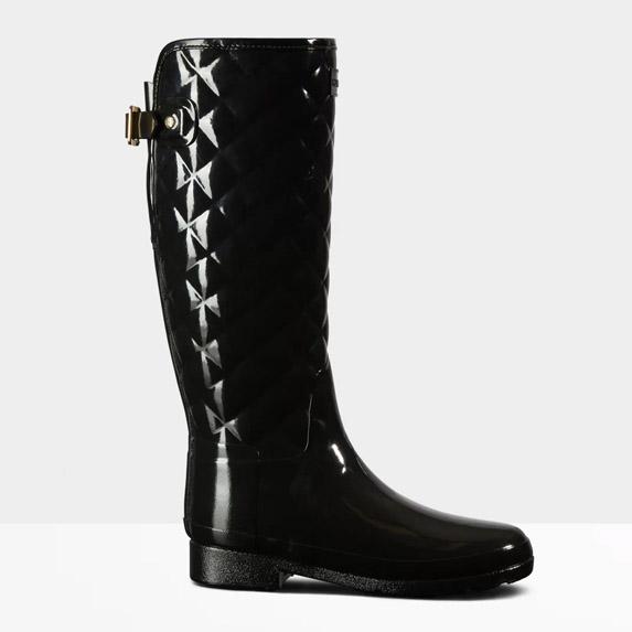 Hunters rain boot